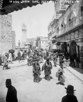 İşte Osmanlı Egemenliğindeki Kudüs
