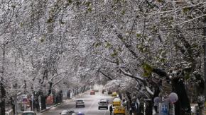 Ankara'dan Kar Manzaraları