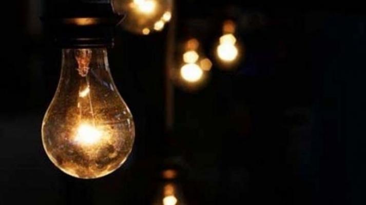 Ankara'da elektrik kesintisi (15 Temmuz 2017, Cumartesi)