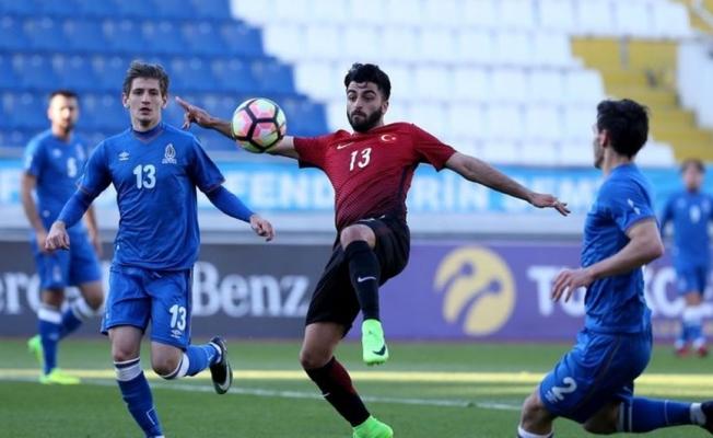 U21: Türkiye-Belçika maçı hangi kanalda, ne zaman, saat kaçta?