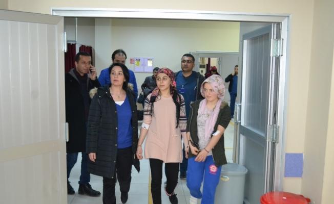 Aksaray'da gıda zehirlenmesi şüphesi