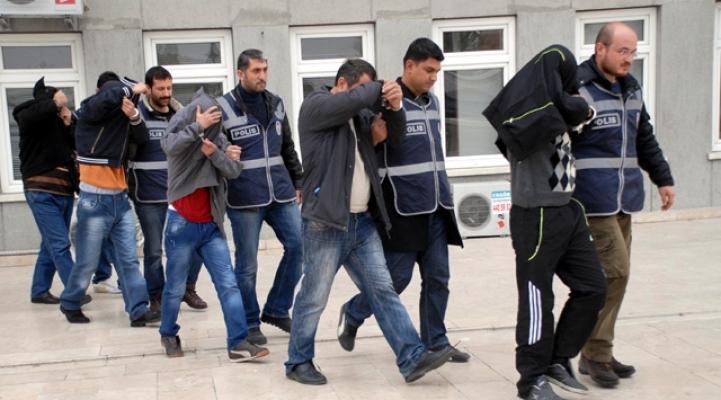 Ankara'da Dev Operasyon... 2 Bin 400 Kişi Yakalandı!
