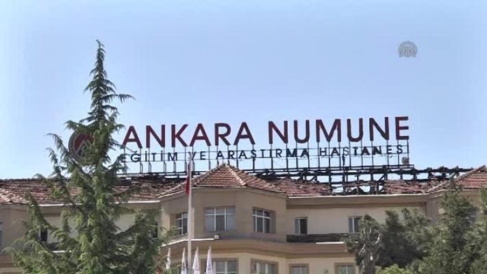 Ankara'nın En Eski Hastanesi Taşınıyor...