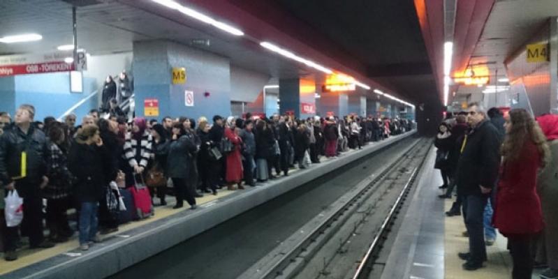 Ankara'ya Yeni Metro Müjdesi!
