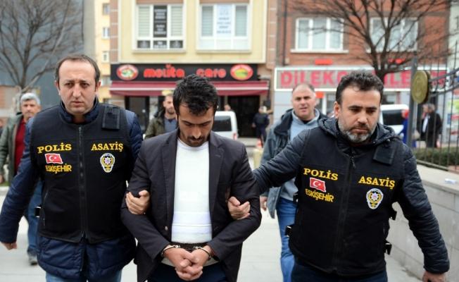 Eskişehir'deki cinayet