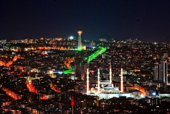 İşte Ankara İlçelerinin 2017 Yılı Nüfusu!