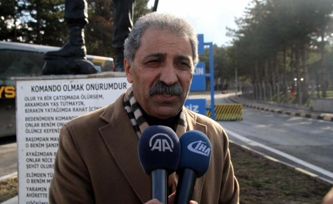 Kayserispor'dan Mehmetçik'e moral ziyareti