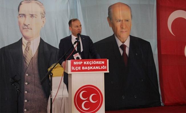 Mustafa Sargın: ''Söz Konusu Vatansa Gerisi Teferruattır''