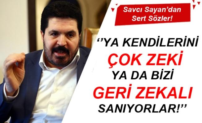 """Savcı Sayan: """" CHP Kurultayı İptal Edilmeli"""""""