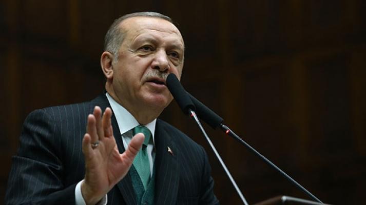 Son Dakika! Cumhurbaşkanı Erdoğan'dan ABD ve Yunanistan'a tarihi rest!