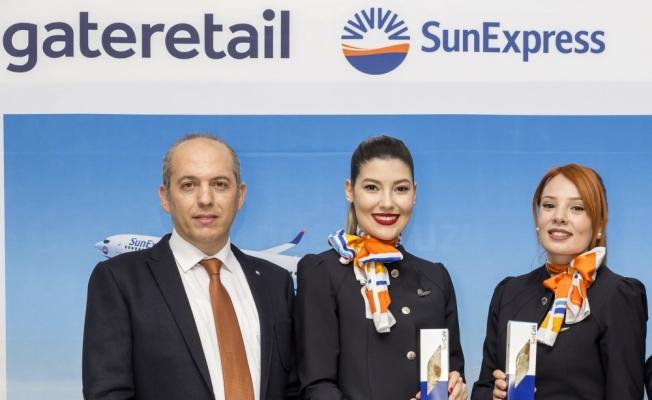SunExpress ile Gategroup'tan ikram anlaşması