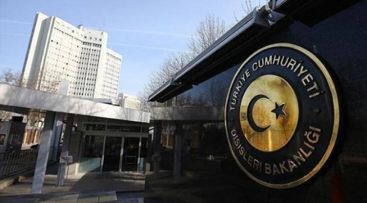 Türkiye'den Hollanda'nın sözde soykırım kararına kınama
