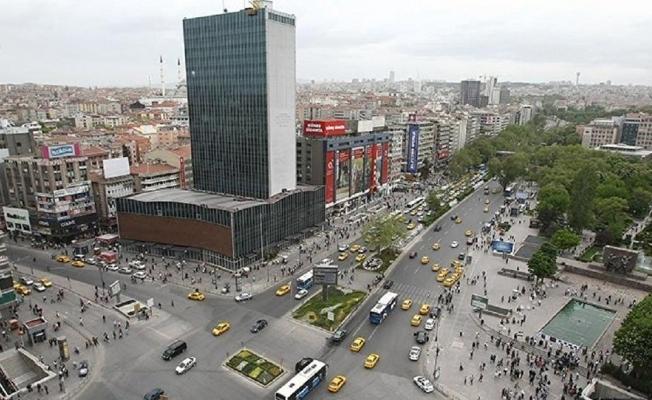 Ankara'nın Kalbi Kızılay Değişiyor!
