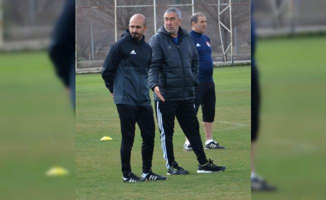 Demir Grup Sivasspor'da Bursaspor maçı hazırlıkları