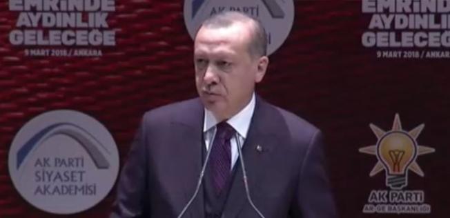 """Erdoğan:  """"Dinde reform aramıyoruz Haddimize mi!"""""""