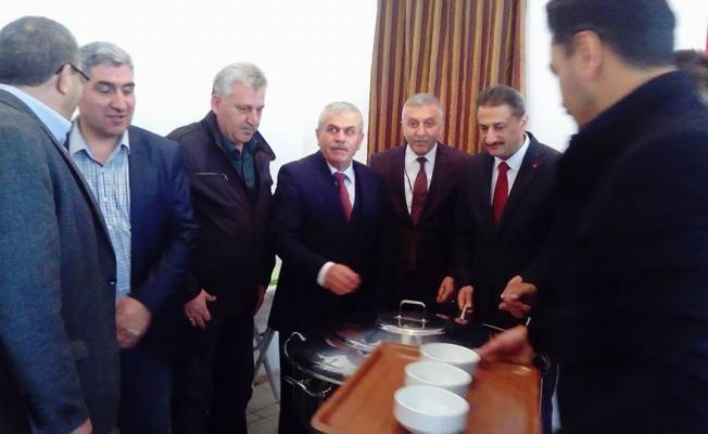 Tatlar Köyü'nden Afrin'e Destek!