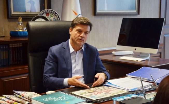 AK Parti Ankara İl Başkanı Yamalı istifa etti