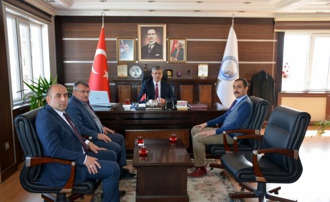 SGK Sivas İl Müdürü Boztepe Suşehri'ne gitti