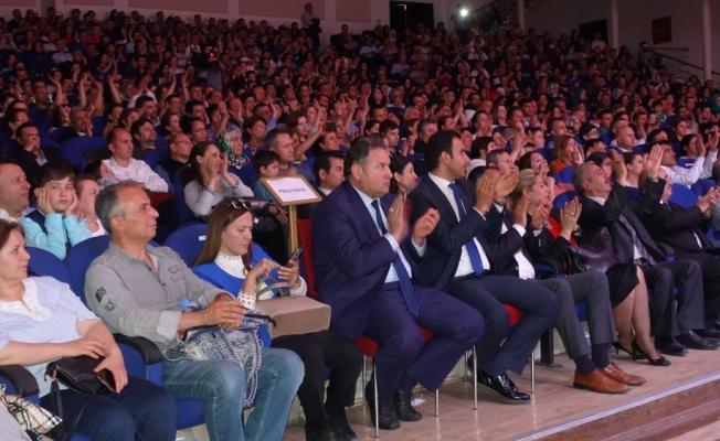 Anadolu Nefesi Halk Oyunları Gösterisi
