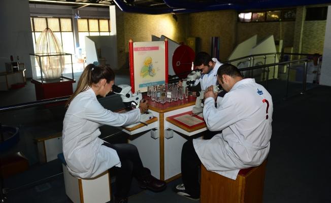 Ankara'da Çocuklar Bilimle Tanışıyor!