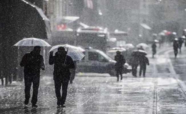 Ankara'da Sağanak Yağış Kaç Gün Sürecek?