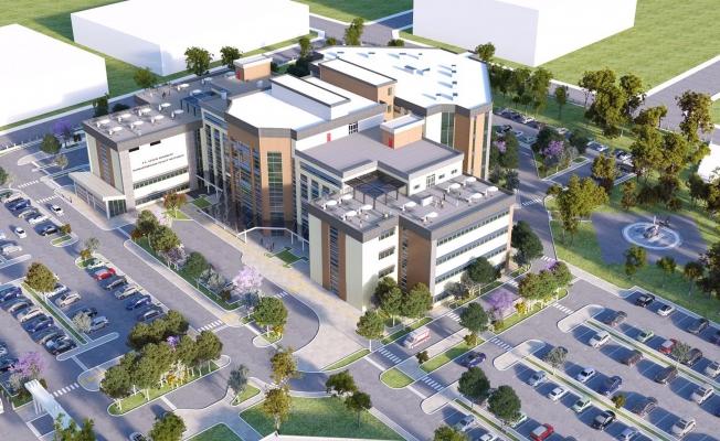 Ankara'ya Yeni Hastane...