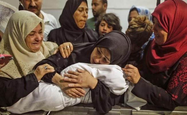 Bebek Katili İsrail...Daha 8 Aylıktı...