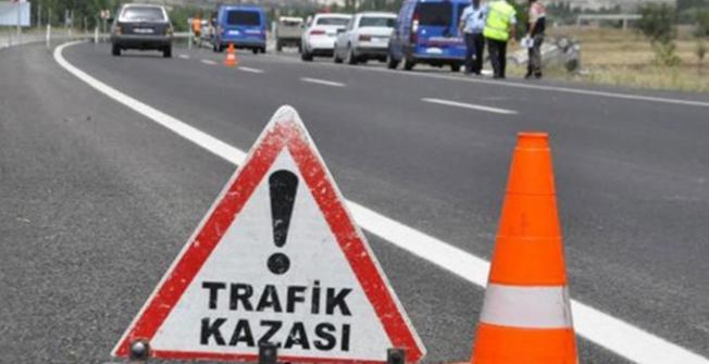 Çankırı'da otomobil şarampole devrildi: 3 ölü, 1 yaralı