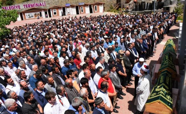 Çankırı'da 4 kardeşin yaşamını yitirdiği trafik kazası