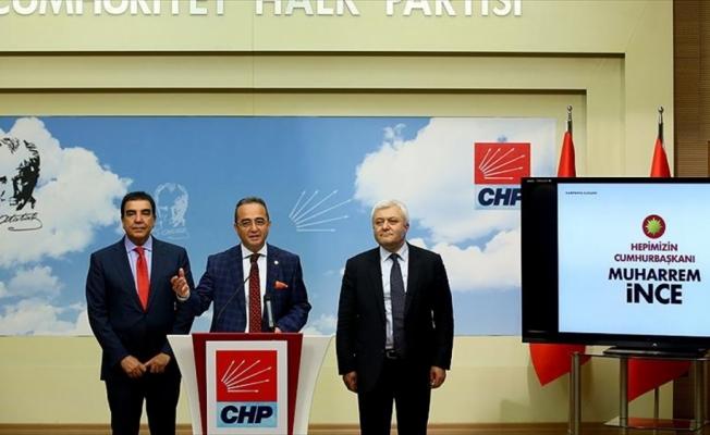 CHP seçim sloganlarını tanıttı