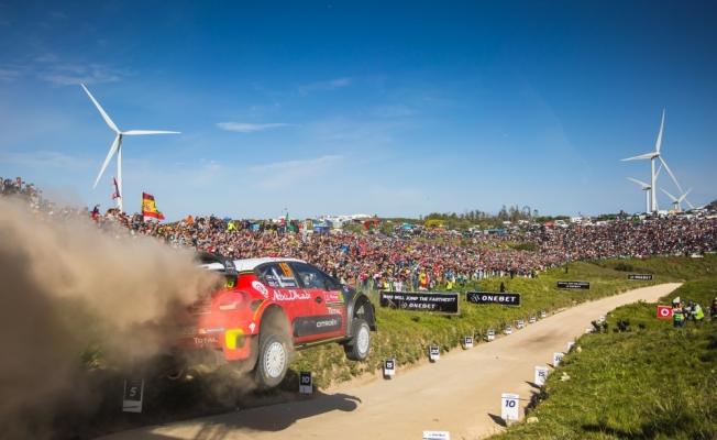 Citroen C3, WRC Rally de Portugal'a hazır