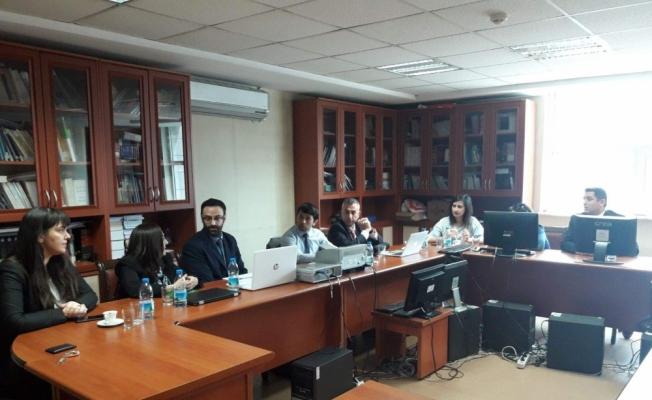 Eskişehir'de mağdur hakları toplantısı yapıldı