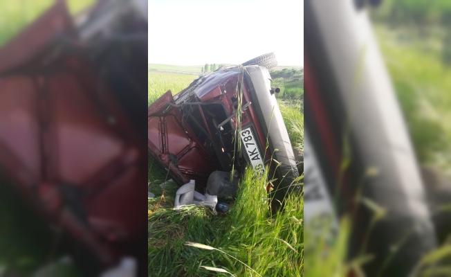 Gemerek'te trafik kazası: 2 yaralı