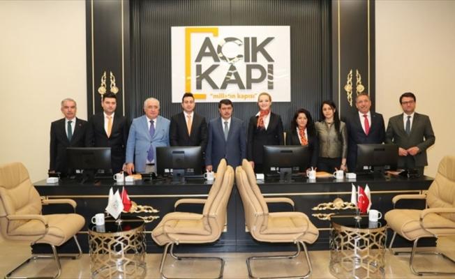 İstanbul'da 'Açık Kapı Projesi' hayata geçirildi