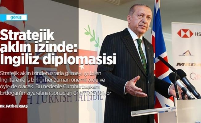 Stratejik aklın izinde: İngiliz diplomasisi