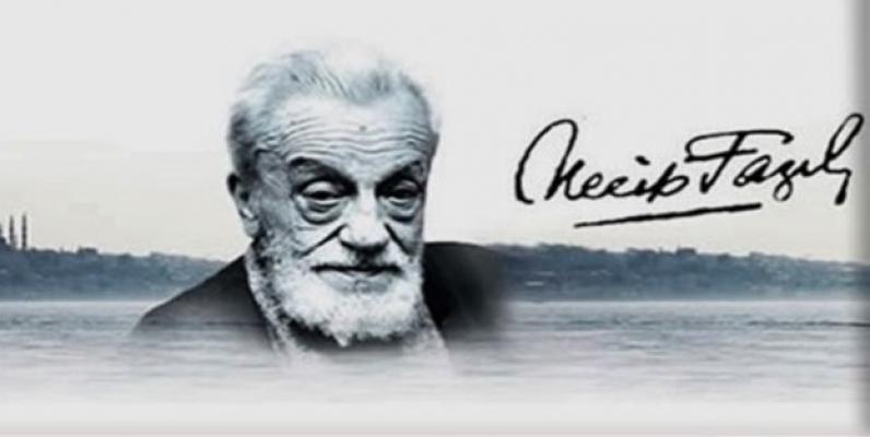 Türk şâir, yazar ve düşünür... Necip Fazıl Kısakürek kimdir? İşte Necip Fazıl Kısakürek biyografisi...