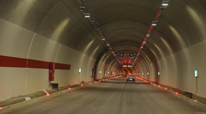 138 yıllık hayal gerçek oldu: Ovit Tüneli hizmete açıldı