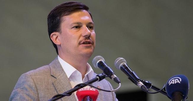 AK Parti'nin Mamak mitingi