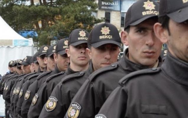 Ankara'da yeni bekçileri ilk düdüğü çaldı