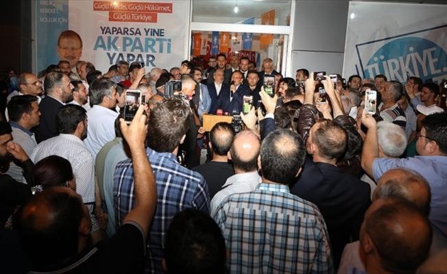 Başbakan Yardımcısı Çavuşoğlu: Yaşananları herkesin görüp, iyi idrak etmesi gerekiyor