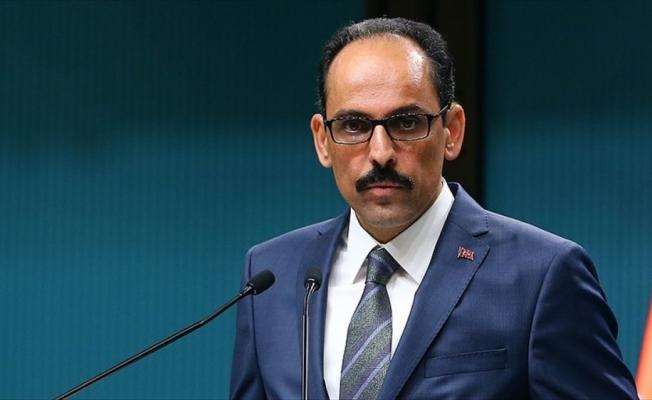 Cumhurbaşkanlığı Sözcüsü Kalın: Suruç'taki saldırının failleri adalet önüne çıkartılacaktır