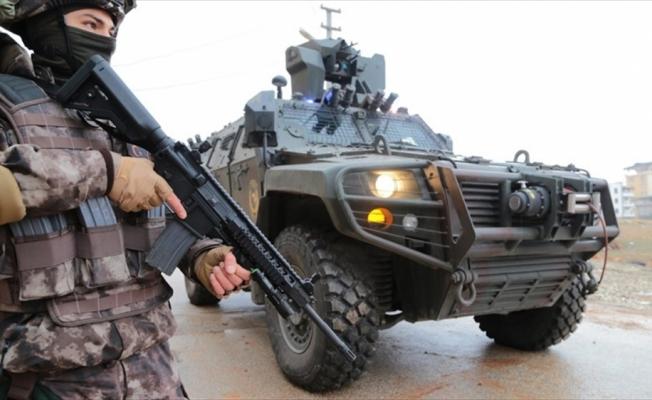 Erzurum'da  PYD/YPG'ye yönelik terör operasyonu: 7 gözaltı