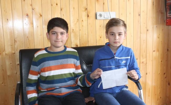 Filistinli çocuklar için yardım toplandı
