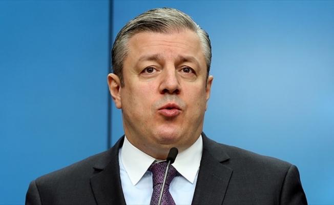 Gürcistan Başbakanı Kvirikaşvili istifa etti