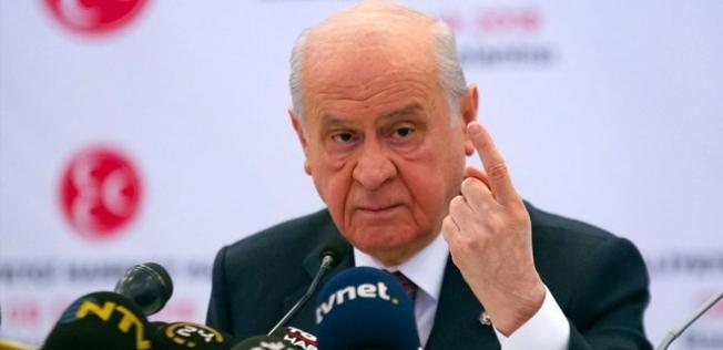 MHP lideri Bahçeli'den yeni af açıklaması