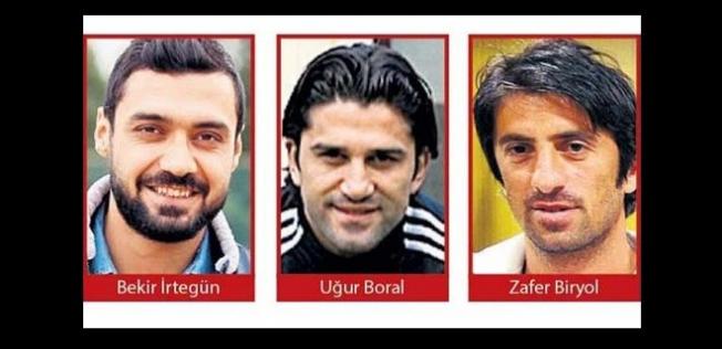 Milli Futbolculara FETÖ Soruşturması..