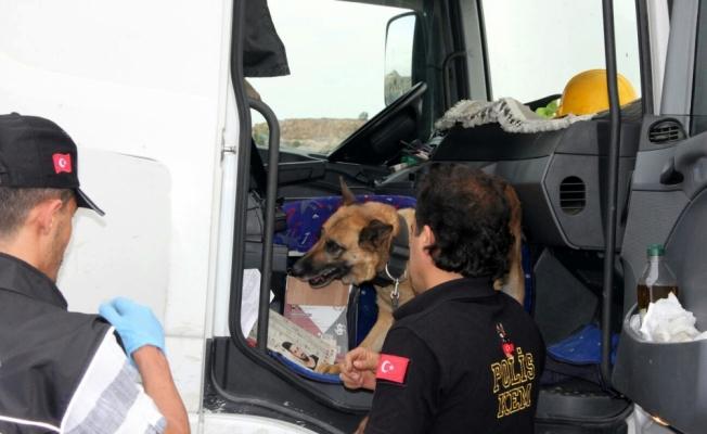 Nevşehir'de uyuşturucu tacirlerine operasyon