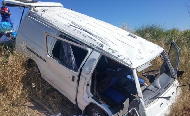 Yozgat'ta trafik kazaları: 10 yaralı