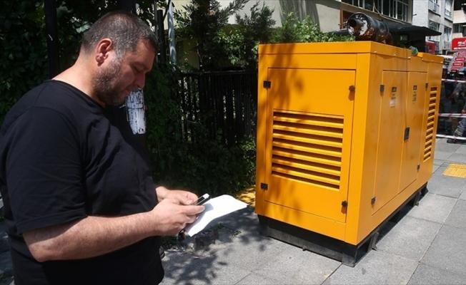 YSK'de elektrik kesintisi için önlem