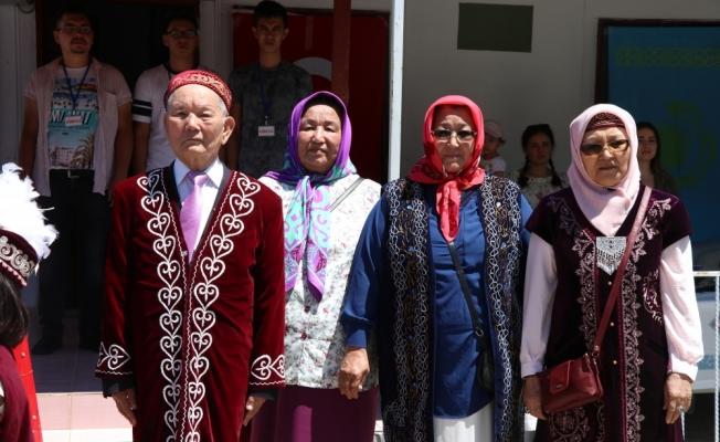 3. Geleneksel Kazak Kültürü Tanıtma ve Kaynaşma Festivali